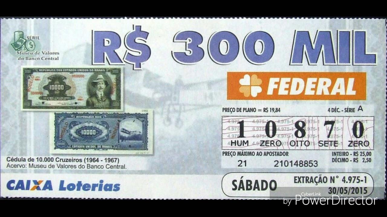 Caixa loterias federal 44040