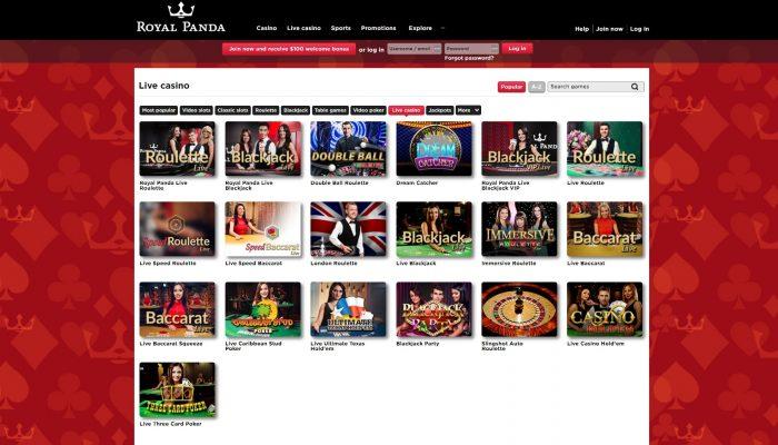Casinos dinheiro real royal 53159