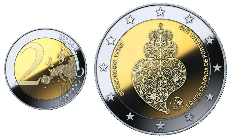 Portugal moedas 44738