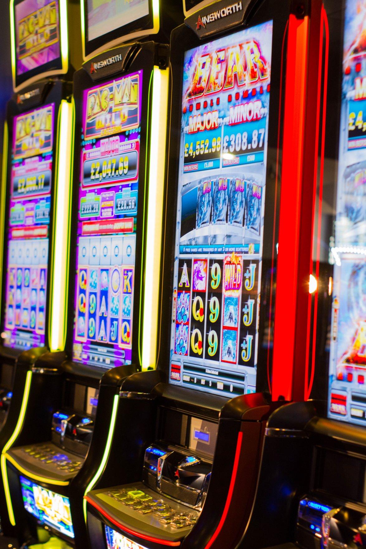 Melhor bônus casinos ainsworth 12270