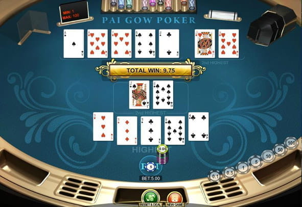 Pai gow sporting 26022