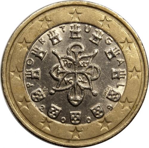 Portugal moedas euro 26227