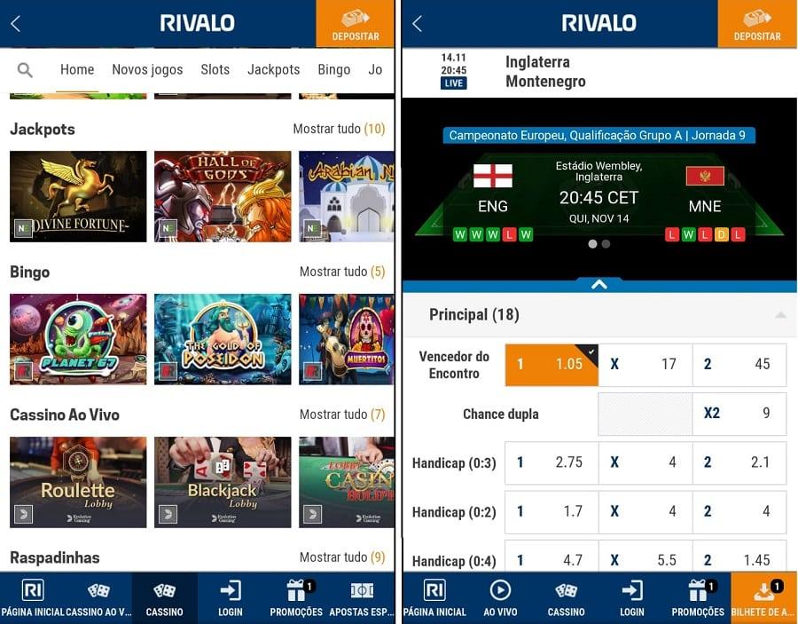 Rivalo app 38537