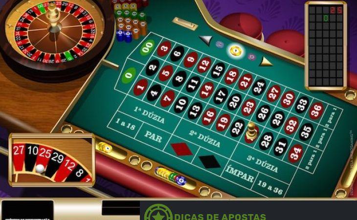 Roleta Brasil 13665