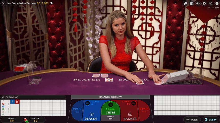 Unique casino betfair 13547