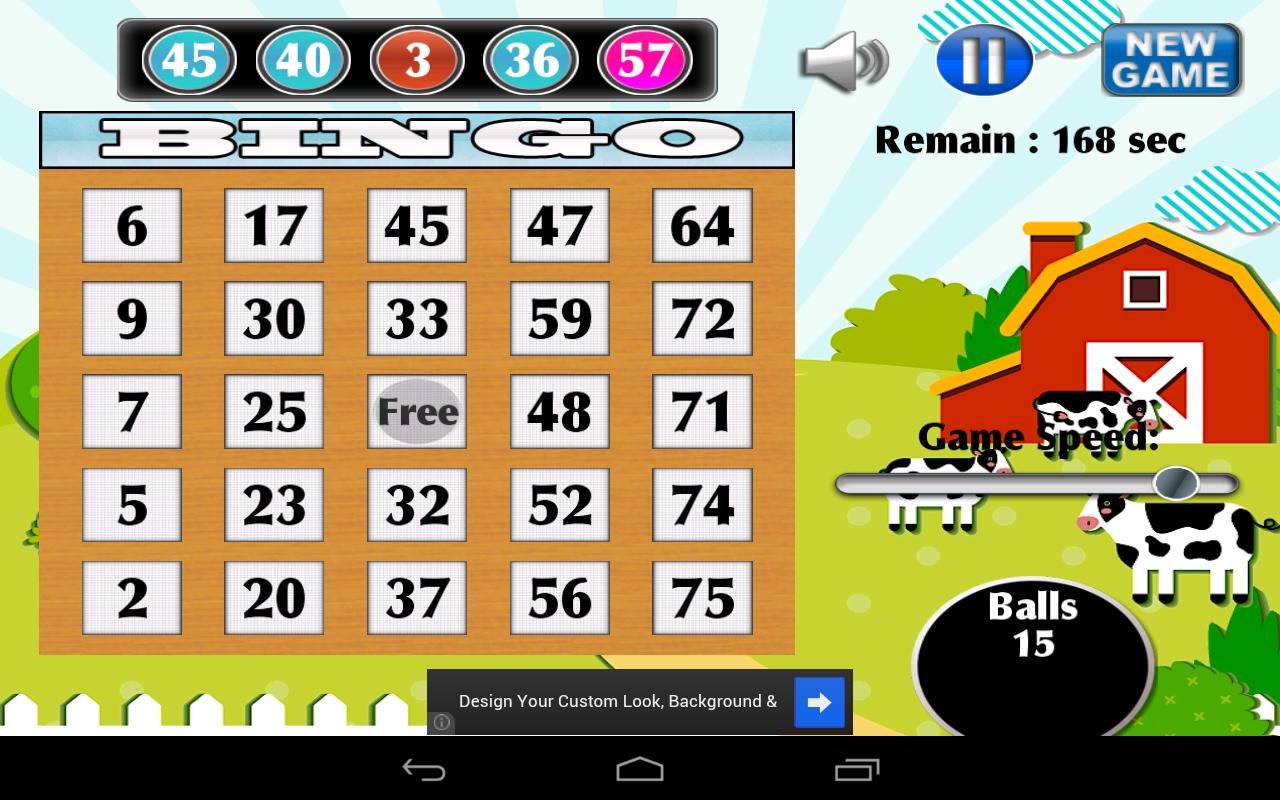 Video bingo champion 59074