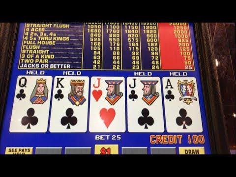 Video de poker 45718